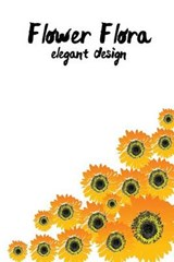 Flower Flora Elegant Design Journal | Winnie Prince |