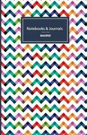 Zigzag Pattern Journal
