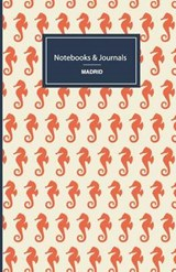 Seahorses Pattern Journal | Not Available |