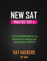 New Sat Practice Test | Mr San |