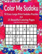 Color Me Sudoku | Vicki Becker |