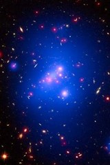 Idcs J1426.5+3508 Galaxy Cluster Outer Space | Unique Journal |
