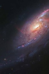 M106, Spiral Galaxy in Canes Venatici Outer Space | Unique Journal |