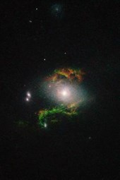 Sdss 1510 Galactic Clouds Outer Space