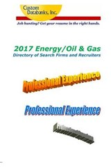 Energy/Oil & Gas Directory of Search Firms and Recruiters | Jane Lockshin |