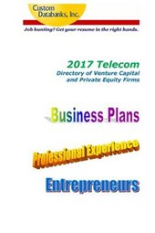 Telecom Directory of Venture Capital and Private Equity Firms