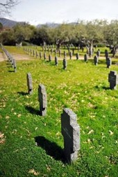 Cemetery of German Soldiers in Yuste Spain Journal