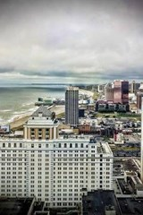 Atlantic City Jersey Shore Skyline in New Jersey | Unique Journal |