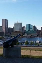 Baltimore, Maryland Harbor Marina