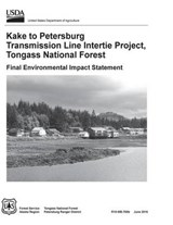 Kake to Petersburg Transmission Line Intertie Project, Tongass National Forest | auteur onbekend |