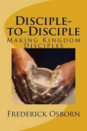 Disciple-To-Disciple