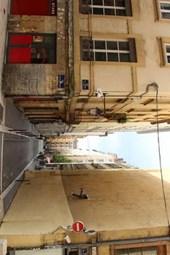 Website Password Organizer Street Art in a Narrow Alley in Lyon. France