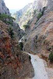 Website Password Organizer Aradena Gorge in Crete, Greece