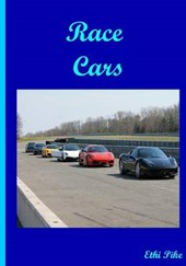 Race Cars Notebook
