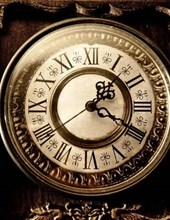 Jumbo Oversized Cool Vintage Clock