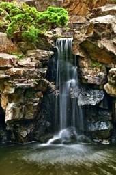 Beautiful Enchanted Waterfall Dream Journal