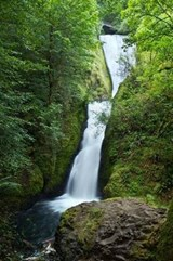 Bridal Veil Falls Waterfall Oregon USA Journal | Cs Creations |