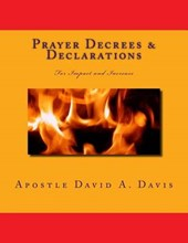 Prayer Decrees and Declarations for Impact and Increase