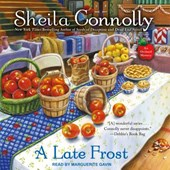 A Late Frost | Sheila Connolly |