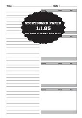 Storyboard Paper