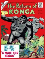 The Return of Konga | Israel Escamilla |