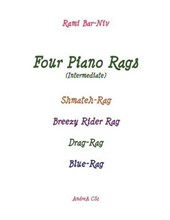 Four Piano Rags - Intermediate