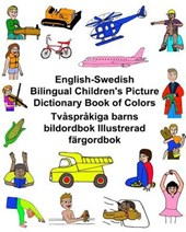 Children's Picture Dictionary Book of Colors/ Barns Illustrerad Färg Ordbok