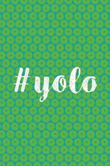 #yolo Lined Journal |  |