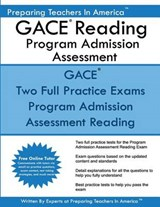 Gace Reading Program Admission Assessment |  |