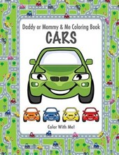Color With Me! Daddy or Mommy & Me Coloring Book