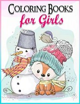 Coloring Books for Girls | auteur onbekend |