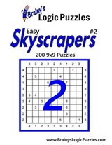 Brainy's Logic Puzzles Easy Skyscrapers |  |