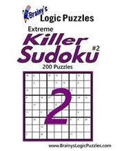 Brainy's Logic Puzzles Extreme Killer Sudoku #2