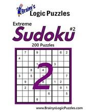 Brainy's Logic Puzzles Extreme Sudoku
