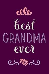 Best Grandma Ever Lined Journal