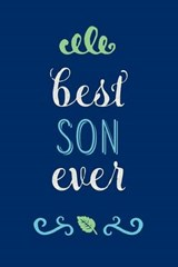 Best Son Ever Lined Journal |  |
