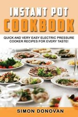 Instant Pot Cookbook | Gabriel Montana |