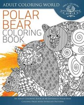 Polar Bear Coloring Book