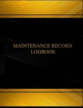 Maintenance Record Logbook
