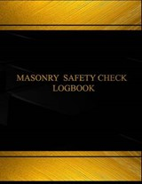 Masonry Safety Check and Maintenance Logbook | auteur onbekend |