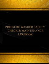 Pressure Washer Safety Check Logbook |  |