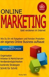 Online Marketing - Passives Einkommen Ohne Startkapital | R. Behr |