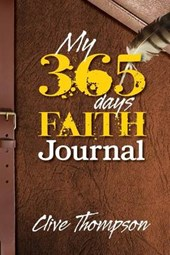 My 365 Days Faith Journal