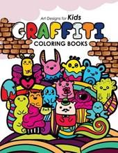 Graffiti Coloring Book for Kids
