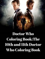 Doctor Who Coloring Book | Karl Berry |