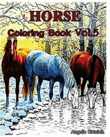 Horse Coloring Book | Angela Catnich |