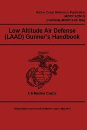 Marine Corps Reference Publication Mcrp 3-20f.9 Low Altitude Air Defense Gunner's Handbook 2 May