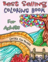 Best Selling Coloring Book | Cynthia Van Edwards |