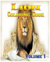 Lion Coloring Books Vol.1 for Relaxation Meditation Blessing | Melissa Kelly |
