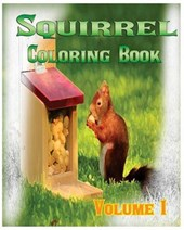 Squirrel Coloring Books